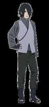 Sasuke Uchiha 01