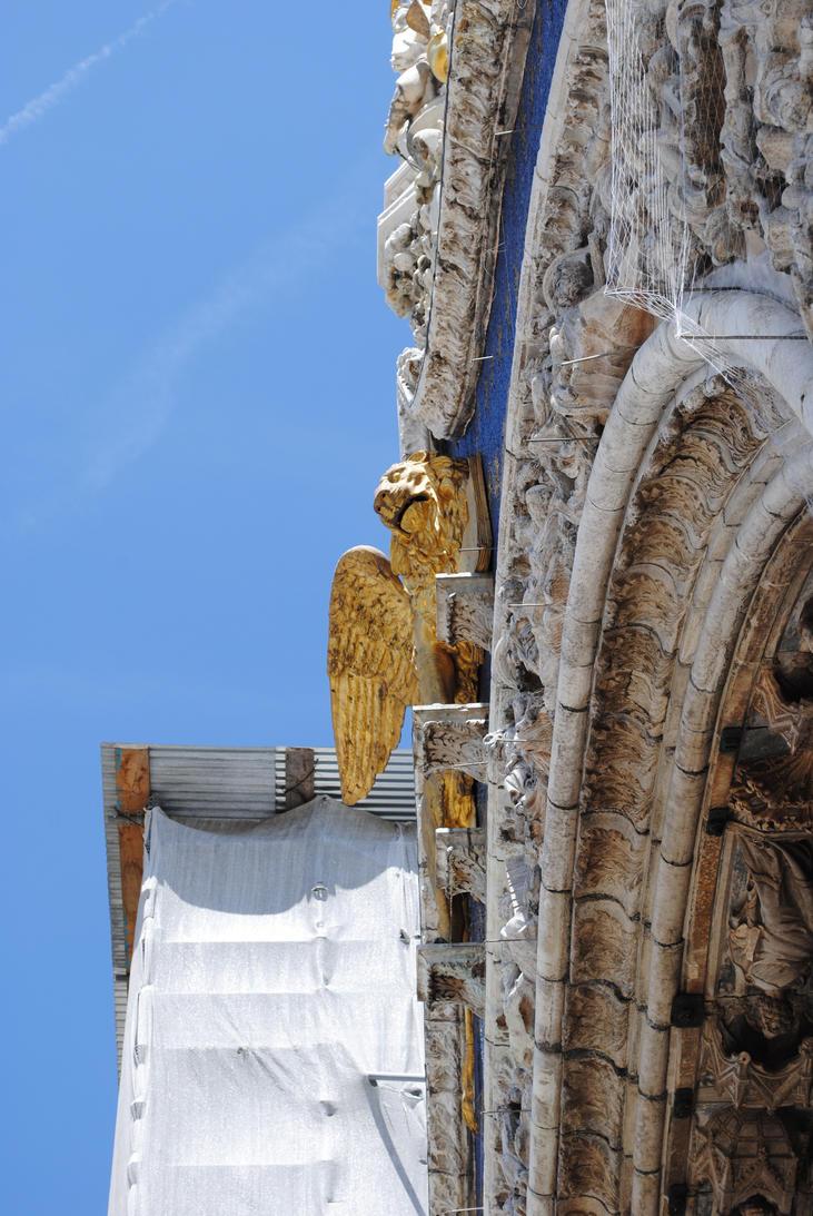 The Symbol Of St Mark By Avatarwolfman On Deviantart