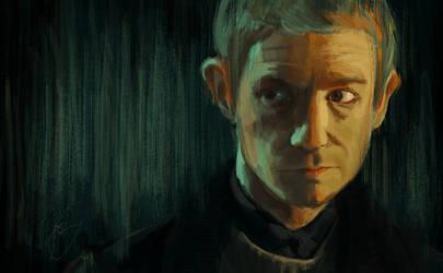 Dr John Watson by tashacho