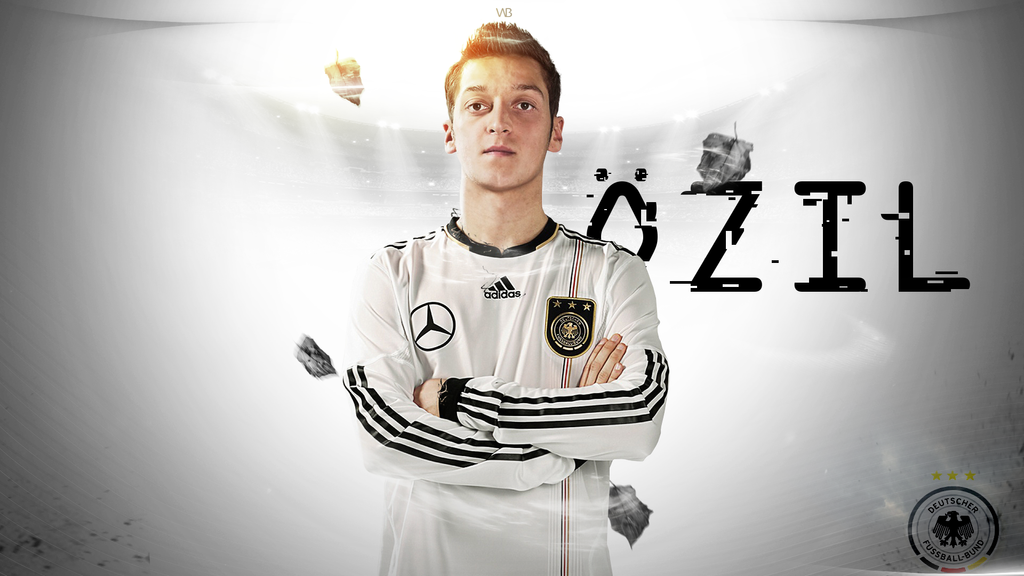Mesut Ozil By Walid-b On DeviantArt
