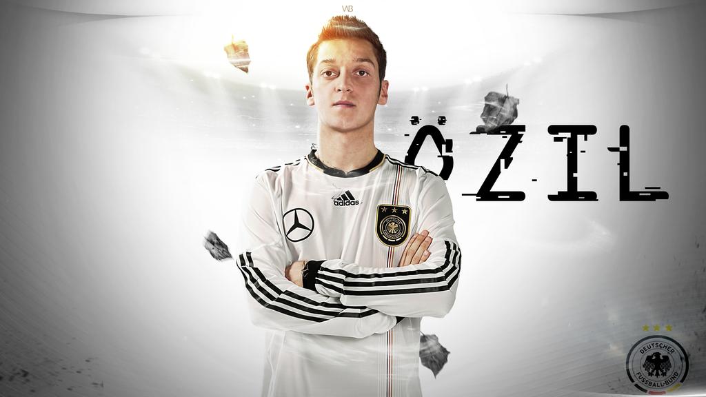 Mesut Ozil By Walid-b On DeviantArt