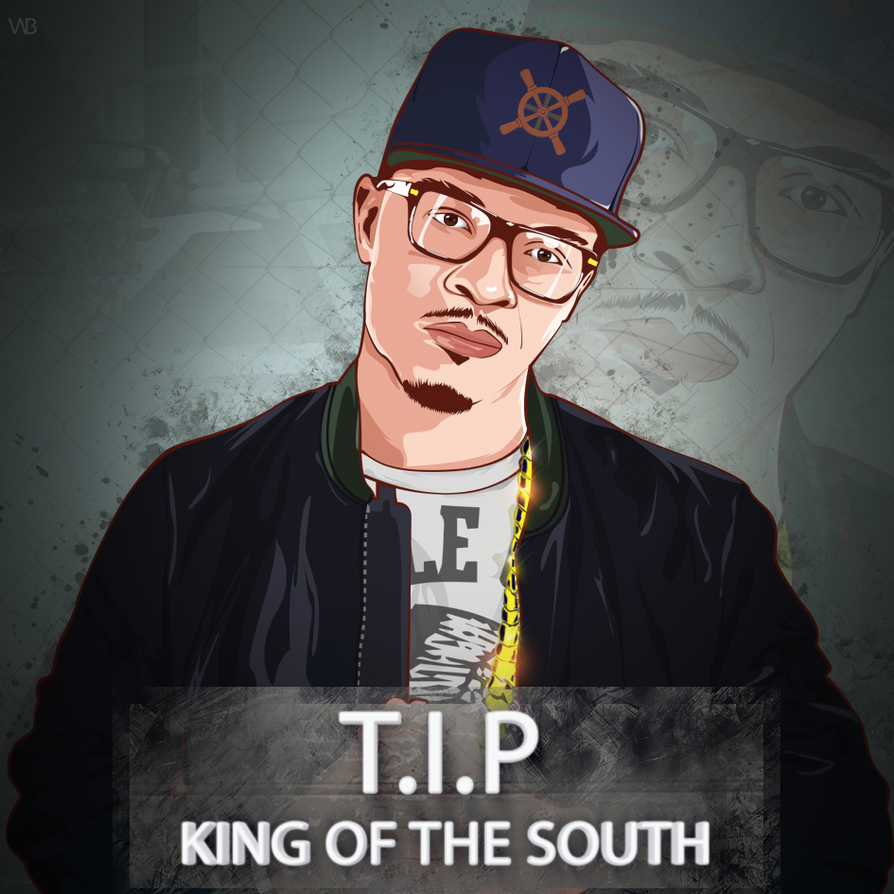 T.I KING OF THE SOUTH by walid-b