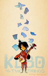 Kubo and the Two Strings by Itzitxou