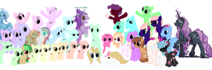 Look at my friends! [COLLAB OPEN]