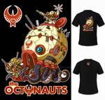 the Octonauts t-shirt