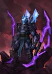 blacklight commando