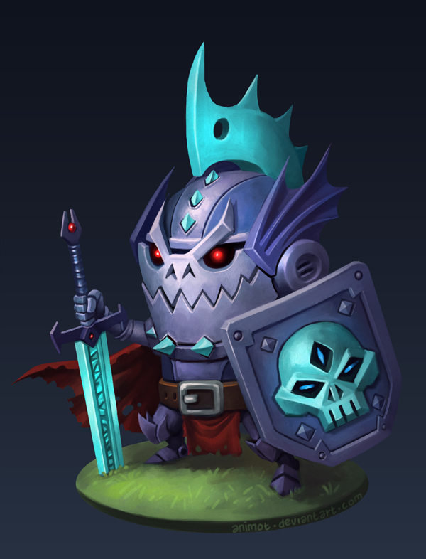 dark knight by animot