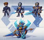 Direwolf armor
