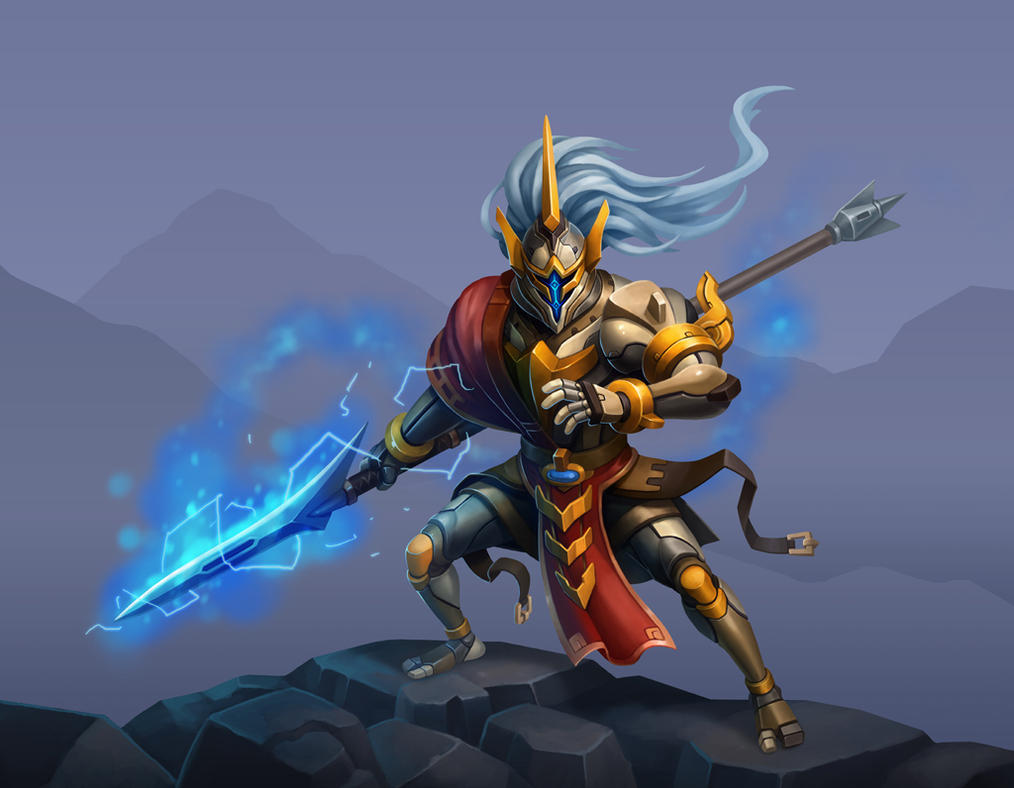 wira ksatria by animot