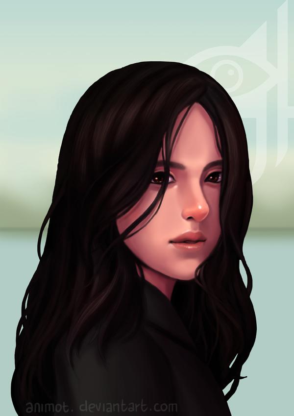 Girl by animot