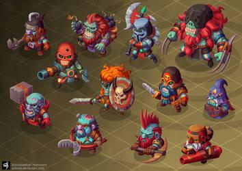 bloodseeker monsters