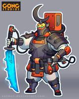 Moon Warriors Tachi