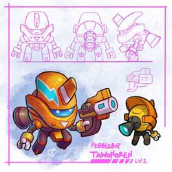 Pebblebot Tawonoren Lv1