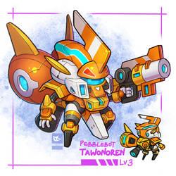 Pebblebot Tawonoren Lv3
