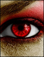 Red Eye by cherrybell