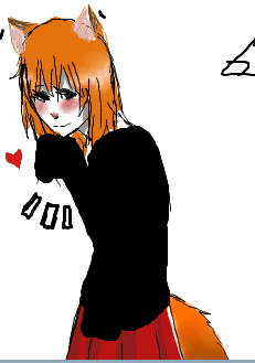 iscribble sketch by korinnlane
