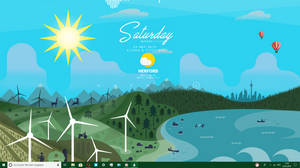My Current Screen 2