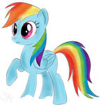 Rainbow Dash - Doesn't Know What To Make Of That