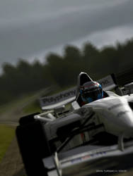 F1 on the Ring by rotary-freq