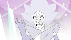 Fanart Steven Universe - White Diamond by iKiy