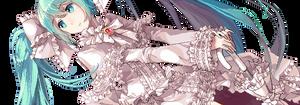 Pixelart: Hatsune Miku