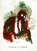 lovecraft by Txanly