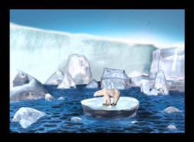 Global warming by adventtr