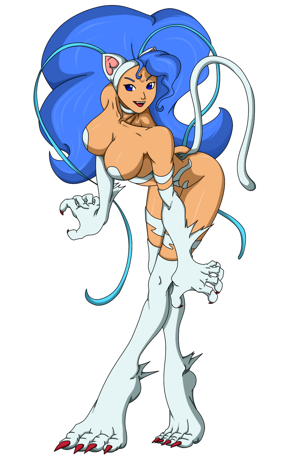 Felicia by Flowerinhell