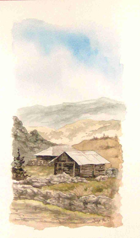 Paisaje de la Sierra Nevada del Cocuy by avellajorge