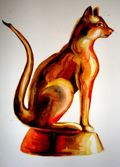Cat teapot by avellajorge