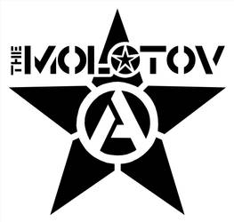The MOLOTOV - Logo -B +W by scart