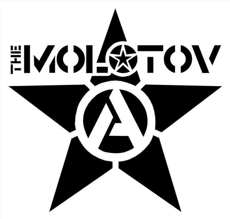 The MOLOTOV - Logo -B +W