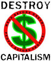 DESTROY CAPITALI$M : --------+ by scart