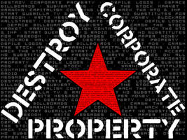 DESTROY Corporate Property by scart