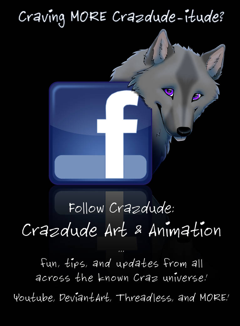 GUESS WHO'S ON FACEBOOK?? by Crazdude