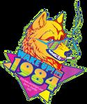 WAKE UP! it's 1984 Wolf