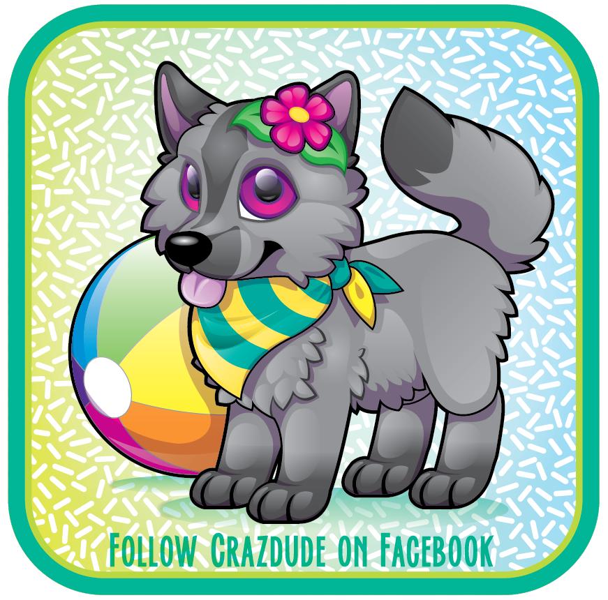 FACEBOOK - Craz Chibi Vector by Crazdude
