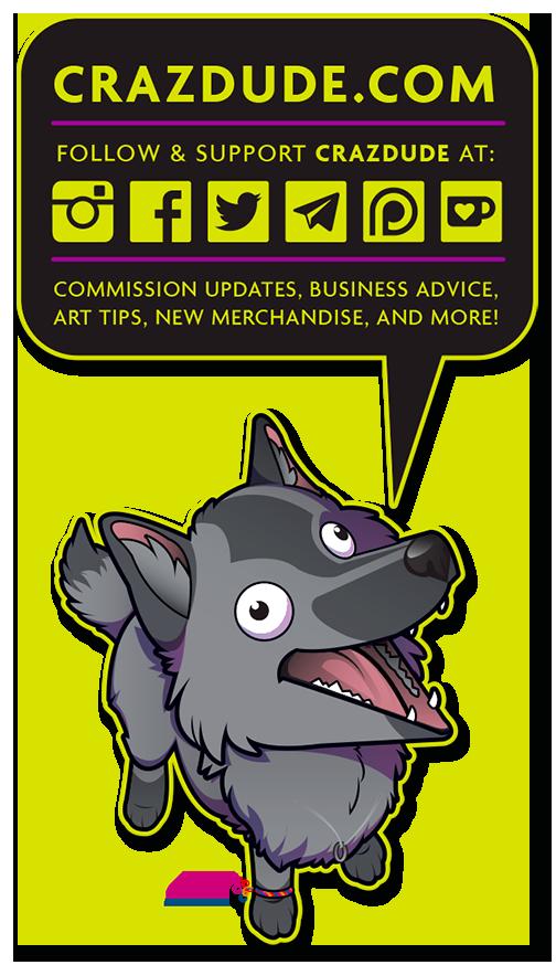 2018 HERRO! Crazdude ID by Crazdude