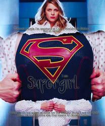 Tumblr Work  Kara Danvers // Supergirl by OriginalGraphic-7