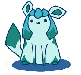 Glaceon doodle