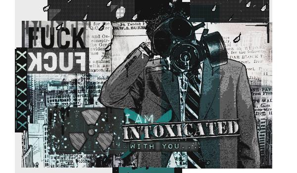 I N T O X I C A T E D by Exo-KaiLu88