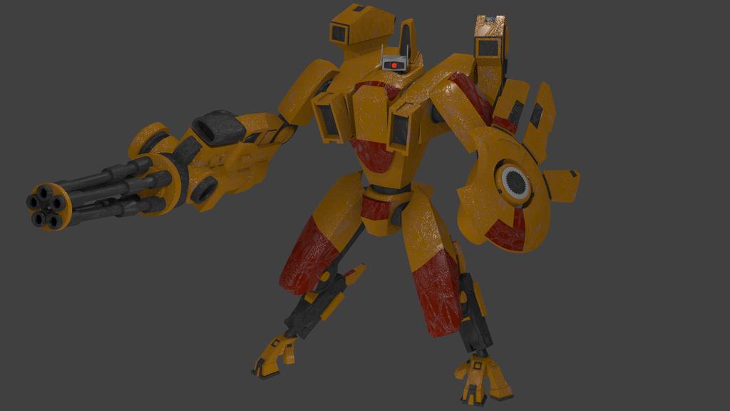 MX104 Riptide Battlesuit by Fancy12