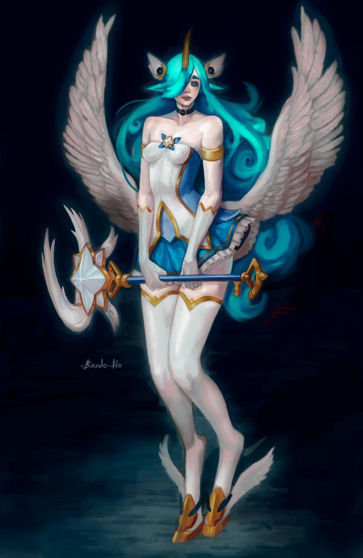 Goddess Soraka by Bardo-No