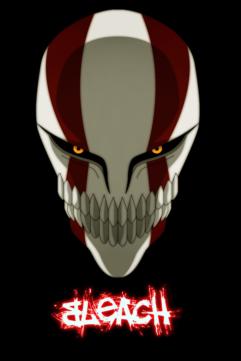 Ichigo's Visord Hollow Mask by chev327fox on DeviantArt