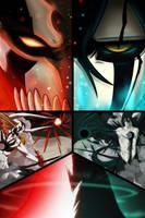 Ichigo vs Ulquiorra 2 by chev327fox