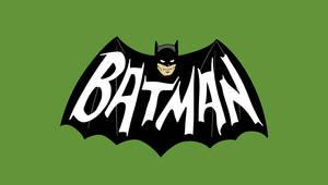 1966 Batman Logo Vector - Vita Wallpaper by chev327fox