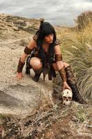 Xena The warrior Princess by Nanatanebramorte