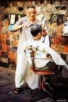 Street's hair by chudung