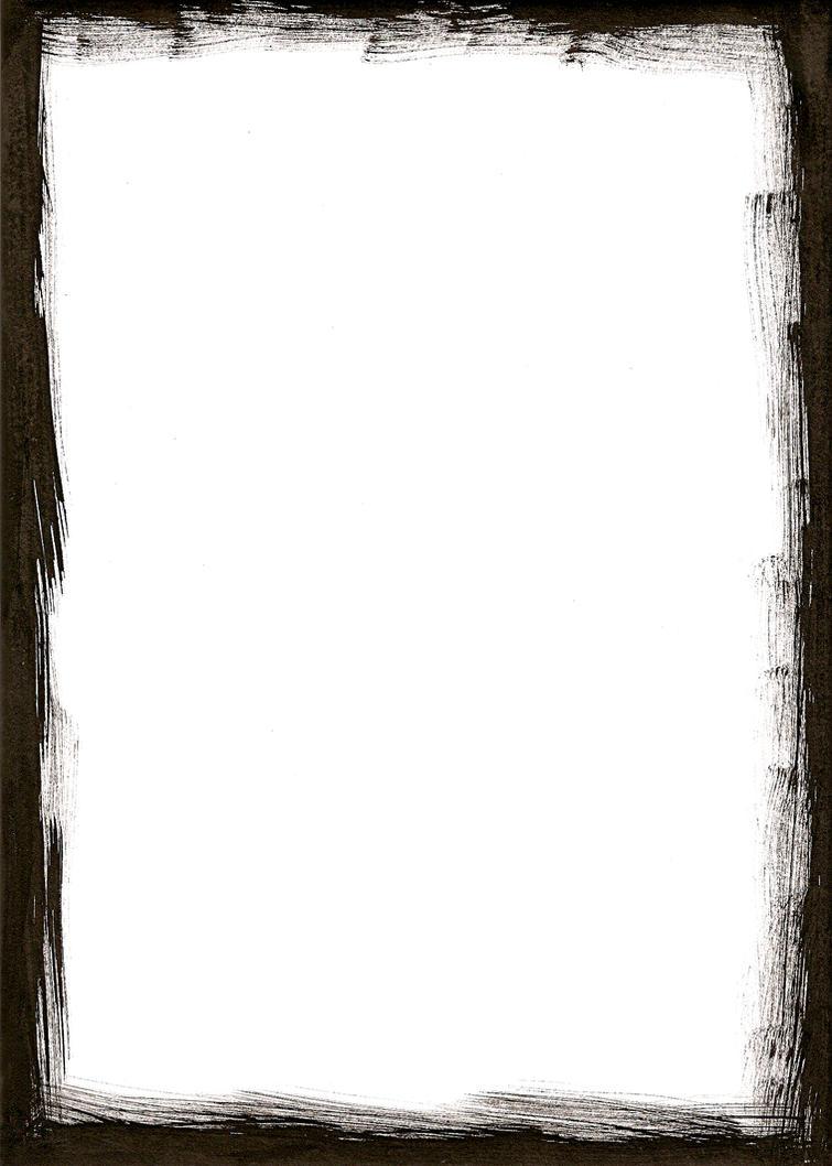 ink border i by rebirthart on deviantart
