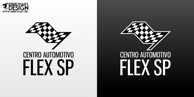 Logotipo - Flex SP by RebirthArt